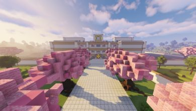 Photo of Minecraft – Yandere Simulator High School Hide And Seek PVP Map