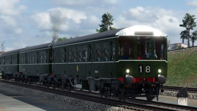 Photo of Transport Fever 2 – BR Class 104 – Livery Pack