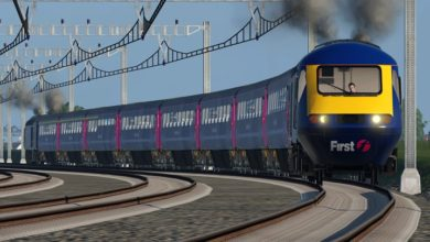 Photo of Transport Fever 2 – FGW Class 43