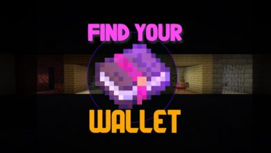 Photo of Minecraft – Find Your Wallet: Remastered Puzzle Map
