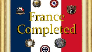 Photo of Hearts of Iron IV – France Completed