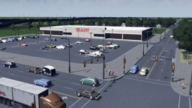 Photo of Cities Skylines – Giant Supermarket