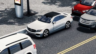 Photo of Cities Skylines – 2020 Mercedes-Benz E Class Coupe