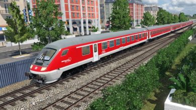 Photo of Transport Fever 2 – München Nürnberg Express (M-N-E) DB Regio