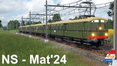 Photo of Transport Fever 2 – NS Mat 24 (Blokkendoos)