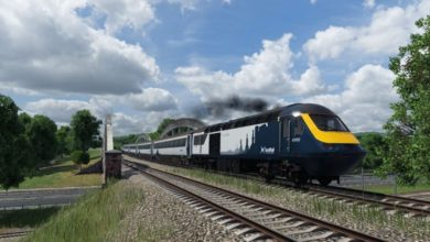 Photo of Transport Fever 2 – ScotRail HST (Inter7City)