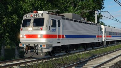 Photo of Transport Fever 2 – Septa Push-Pull Trainset