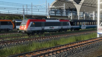 Photo of Transport Fever 2 – SNCF BB 36000