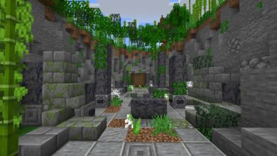 Photo of Minecraft – The Forbidden Realm Adventure Map