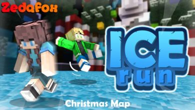 Photo of Minecraft – Icerun Game Map