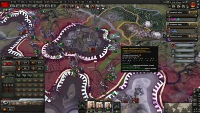 Photo of Hearts of Iron IV – New Rebalance