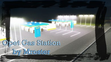Photo of Cities Skylines – Opet Gas Station