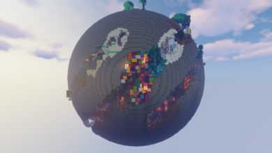 Photo of Minecraft – Planet Parkour Map