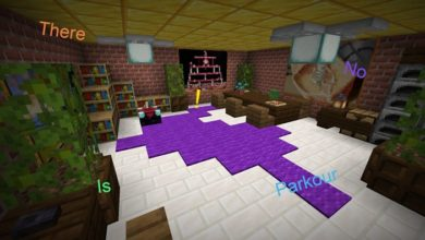 Photo of Minecraft – There is No Parkour Map