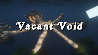 Photo of Minecraft – Vacant Void Parkour Map