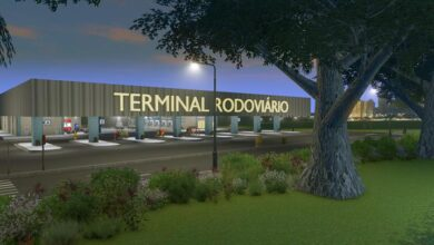 Photo of Cities Skylines – Brazilian Bus Stop (Rodoviaria)
