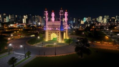Photo of Cities Skylines – Charminar- Hyderabad – India