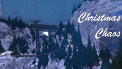 Photo of Minecraft – Christmas Chaos CTM Map