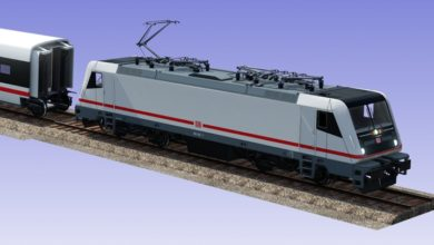 Photo of Transport Fever 2 – DB ECx
