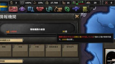 Photo of Hearts of Iron IV – Performance Improvement: Unusable Espionage