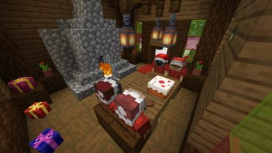 Photo of Minecraft – Xmas Spirit Creation Map